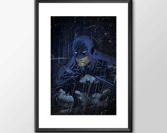 The Batman - Jim Lee Batman Tribute