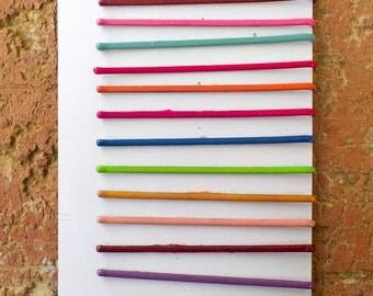 Build Your Own 8-Pack of Painted Hair/Bobby Pins