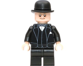 Winston Churchill - Custom Minifigure