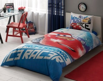 Cars ICE Bedset