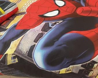 Spiderman Bedset