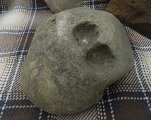 Native Indian Double Fire Starting Stone Artifact / Personal Find Placer County,Ca.