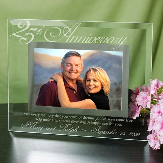 25th Wedding Anniversary Gift From Husband To Wife : 25th Wedding Anniversary Gift Ideas - Anniversary Wishes - Gift For ...