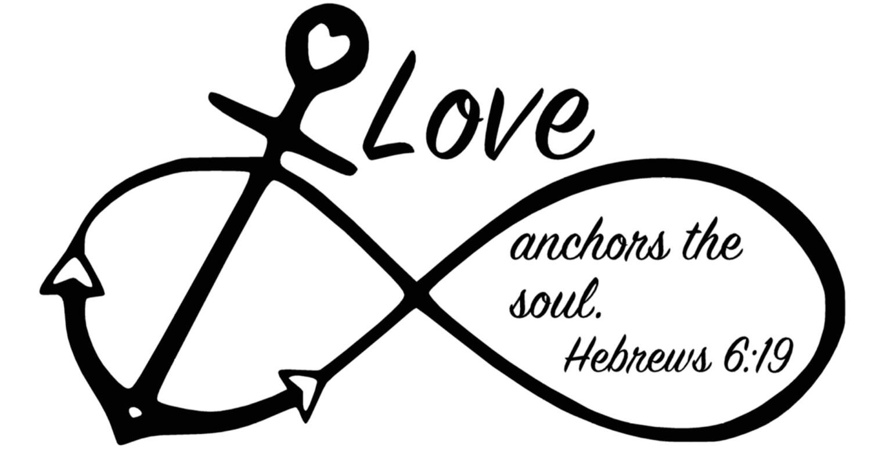 Live the life you love infinity tatuaje temporal (Set de 2 ... |Infinity Symbol Love Life