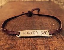 5SOS - ROWYSO Tour Bracelet