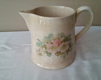 Homer Laughlin china pitcher