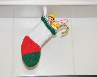 Small Christmas Stocking