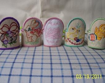 Easter Egg Cupholders
