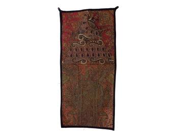 zardozi work wall hanging/ zardozi tapestries