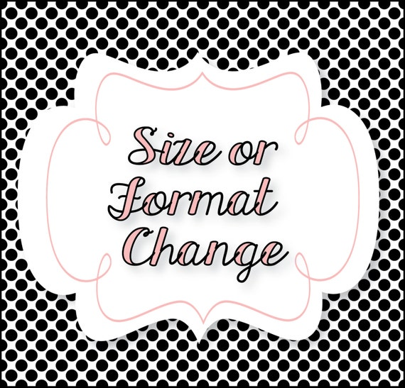 how to change the page size in a pdf