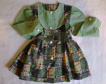 blouse dress 3 years years 70