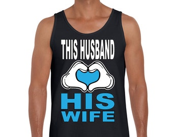 This Husband Loves His Wife Men's Tank Top
