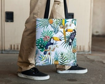 All-Over Tote bag Pineapple