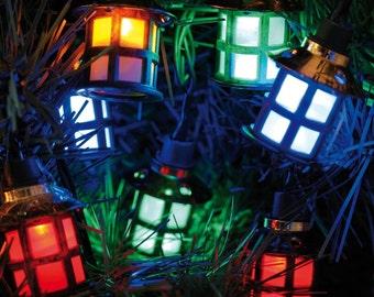 Victorian Lanterns Christmas Lights