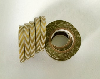 Thin Washi Tape