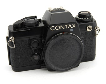 Contax 139 Quartz, 137 MD, 137 MA, & RTS Replacement Leatherette Cover - Recovery Leather