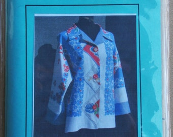 090 Tablecloth Jacket By Barb Pattern
