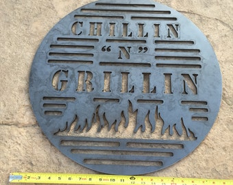 Custom made BBQ Grill Grates Sample of What we can Make for You