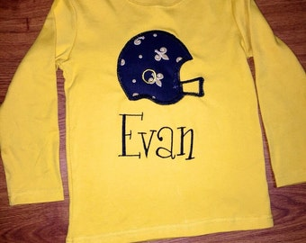 New Orleans Saints Football Shirt for Boy