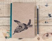 Sea Turtle A5|A6 Notebook