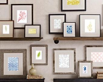 Bulk Discount! *** 6 of my Watercolor Prints - watercolor painting, SMc. Originals, original artwork, series, multiple, sale