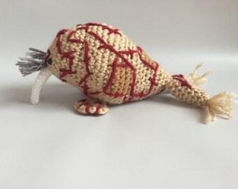 Crochet Mr. Tusk