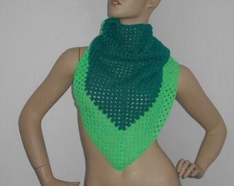 Shawl - crochet cloth - shawl - crochet stoles - hip - crochet