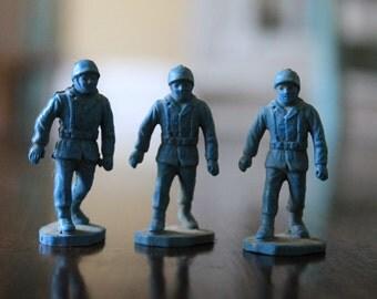 Vintage Three Army men