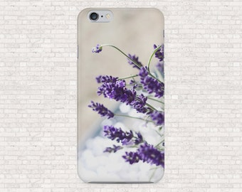 Vintage lavender phone case - OnePlus One, OnePlus 2, OnePlus 3, OnePlus X, iPhone, Samsung Galaxy, Honor 7, Honor 8, iPhone 7, iPhone 6s