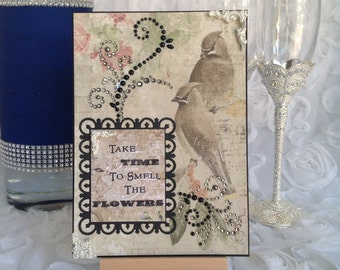 Blue Fern Studios-Sanctuary / Any Occasion Card