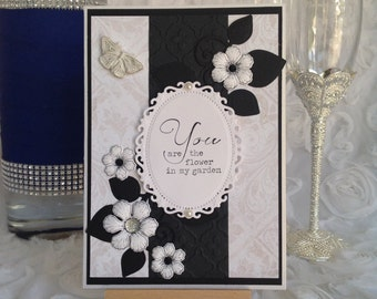 Beautiful Heartfelt Creations - Spellbinder Card