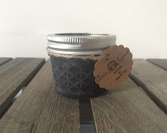 Lychee & Black Tea 12+ Burn - Quilted Jar Soy Candle