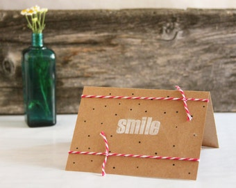 Smiles 'N' Dots - card set