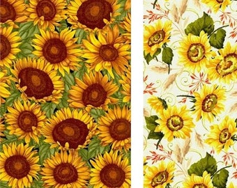 Sunflower Baby Crib Bedding by Dance With Joy Baby Bedding