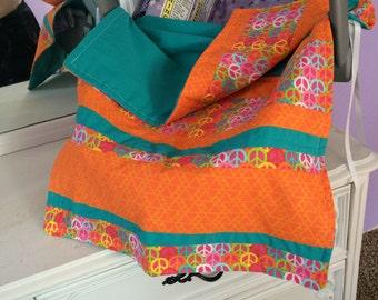 Car Seat / Stroller Quilt / Blanket