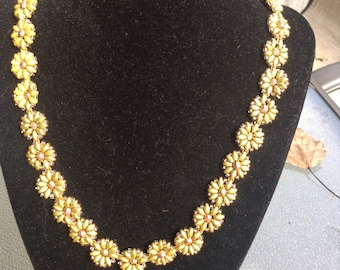 Golden Lei Necklace