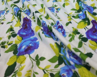 Indian Pure Cotton Fabric Supplies Dress Making Apparel Material Fabric For Sewing Designer Drape Upholstery Craft Fabric By 1 Yard ZBC6121