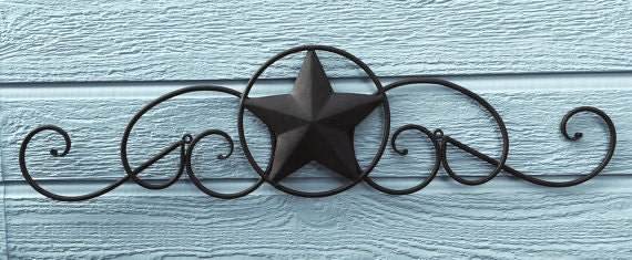 Star Metal Star Wall Decor Home Decor Indoor Outdoor By