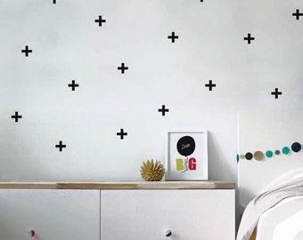 Cross Wall Stickers