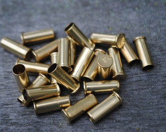 Lot of 50 Used 22 Calibre Brass Shells