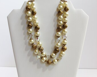 Golden Vintage Necklace