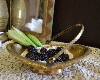 Brass Dish for Sweets