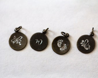 Add a pendant or birthstone