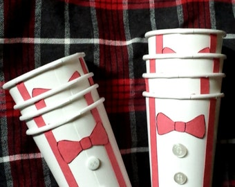 Doctor Who Inspired:  #11 Party Cups