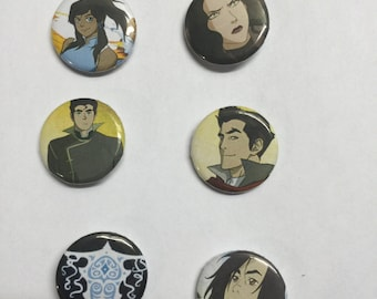 The Legend of Korra Collection