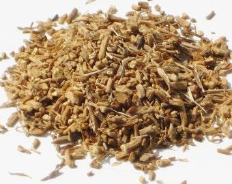 Certified Organic Valerian Root - Dried Herb - 4oz