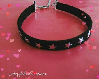 Black Suede strap