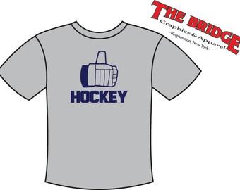Like Hockey Tee