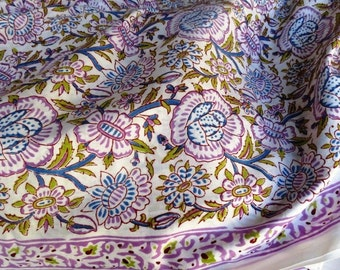 Floral design Fabric by the yard
