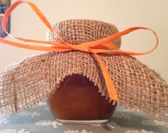 natural orange Marmalade without pectin